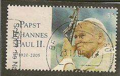 Germany Scott 2340 Pope Used