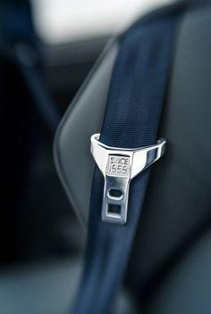 Volvo Cars seatbelt