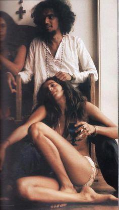 Caetano Veloso & Maria Bethania