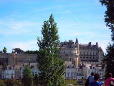 Amboise - França - Castelo de Amboise