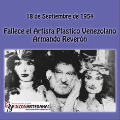 Conmemorando la muerte de un gran venezolano, Artista, Muñequero y Loco de amor por la vida. Grande Reverón.