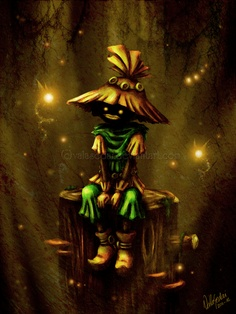 Skull Kid I Hated Fighting Him Was So Confused On What To Do Puppets