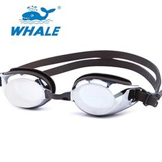 Whale MM4200 AntiFog  UV Protection Swimming Goggles With Free Silicon Soft EarplugsNose Clip and Protection Case Premium Quality Plating Lenses More Colorfu For Men  Women ** Continue to the product at the image link.Note:It is affiliate link to Amazon. #fslc