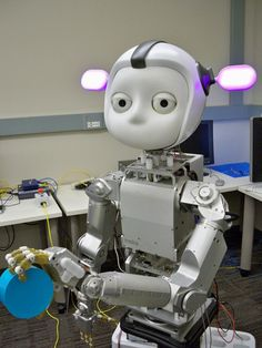 Can robots help learning?