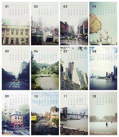 calendar design photography - Google zoeken