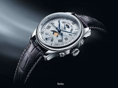 Longines Master Collection Quadruple Retrograde
