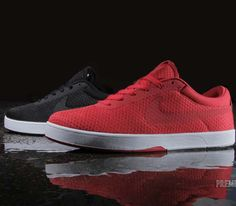 Nike SB Koston Express – Black & Red