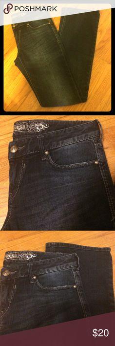 Express Boot cut jeans Express Stella, boot cut, regular fit jeans Express Jeans Boot Cut