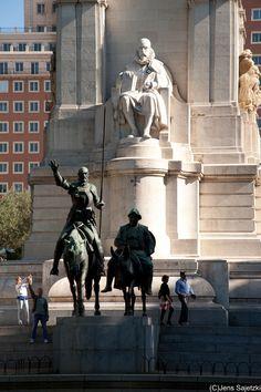 Plaza de España/Madrid