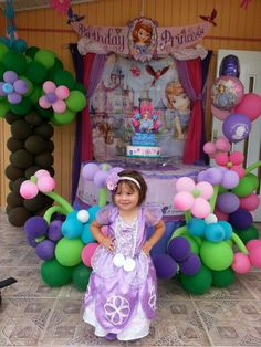 Jeanny's party (sofia the first theme)€£@