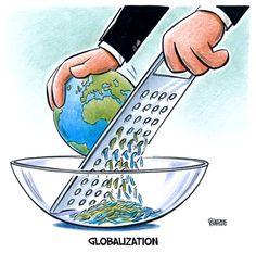lv Gatis Sluka globalization bowl mycartoons world planet salads grater illustration cartoon Satire, Anti Tobacco, Satirical Illustrations, Greenhouse Effect, Motivational Picture Quotes, Great Ads, Dark Pictures, Teaching Social Studies, Poor Children