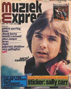 MUZIEK EXPRES 1972