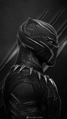 Black Panther Marvel, Black Panther Art, Marvel Art, Marvel Heroes, Marvel Avengers, Marvel Characters, Marvel Movies, Black Panthers, Tattoo Geek