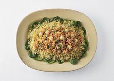 Curried Red Lentil Kohlrabi, and Couscous Salad - I know this salad sounds a little unusual, but it is one of my favorites. I now look forward to getting kohlrabi from our CSA just so we can have this salad. Kohlrabi Recipes, Lentil Recipes, Healthy Recipes, Quick Recipes, Vegetarian Recipes, Cooking Recipes, Bean Recipes, Potato Recipes, Summer Recipes