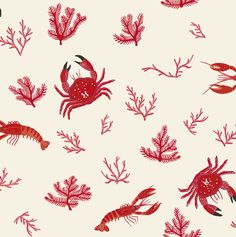 Luxury Marisol Damask Tile Stencil Coordonne Crustaceos 33 X 189 Wallpaper Roll Wayfair intended for ucwords] Brick Wallpaper Roll, Red Wallpaper, Embossed Wallpaper, Wallpaper Panels, Peel And Stick Wallpaper, Wallpaper Ideas, Designer Wallpaper Uk, Main Image, Damask Stencil