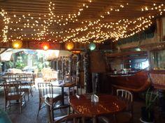La Mariana Sailing Club (Oahu, Hawaii)-Old Style Hawaiian Restaurant