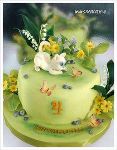 Birthday cake by Zara Cakes Cake Decorating Daily Inspiration