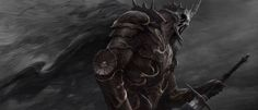 ArtStation - Witch-king of Angmar, Artem Demura