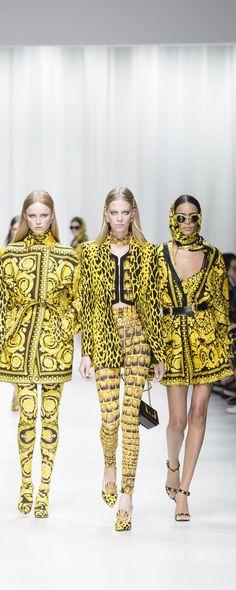 cabc50c0a253 49 Best Versace Baroque images | Versace versace, Couture, Donatella ...