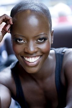 "fuckyeahladiesofthemcu: "" Florence Kasumba added to Black Panther! (x) Marvel have announced that Florence Kasumba will be reprising her role from Captain America: Civil War, where she played T'challa's security chief, in Black Panther. The press. Florence Kasumba, Black Panther 2018, Letitia Wright, Barbers Cut, Online Gratis, Beautiful Black Women, Beautiful People, Dark Skin, Captain America"