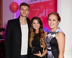 Jim&Tanya&Zoe Jim And Tanya, Zoella Beauty, Best Youtubers, Product Launch, Hair, Strengthen Hair