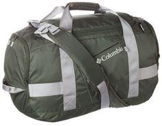 Columbia Deluxe Duffel Bag - Spruce Green