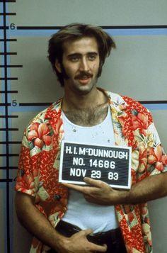 Nicolas Cage, Raising Arizona