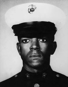 On this day in 1968, Pfc. James Anderson, Jr., became the first African American Marine to be awarded the Medal of Honor. Anderson was posthumously awarded for his heroic actions in Vietnam.   Pfc. Anderson found himself bunched together with the other members of his platoon just 20 meters from the enemy. Suddenly, an enemy grenade landed in the midst of the platoon. Anderson grabbed the grenade, pulled it to his chest and curled around it as it went off. His body absorbed the major force of…