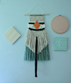 Woven Wall Hanging ($65)
