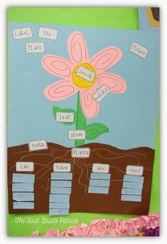 The First Grade Parade: Plants Aplenty! 1st Grade Science, Kindergarten Science, Science Classroom, Teaching Science, Kindergarten Classroom, Science Activities, Writing Activities, Teaching Ideas, Teaching Class