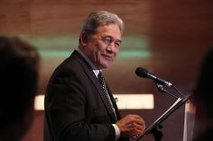 Acting Prime Minister Winston Peters wades into freshwater debate Work Visa, Rugby World Cup, Coal Mining, Prime Minister, What Is Like, Blue Gold, Fresh Water, Acting, Told You So