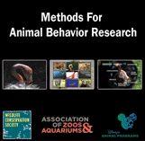 DVD methods for animal behavioral research