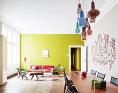 Tour a Gallerist's Bright, Modern Berlin Apartment