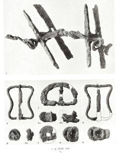 10th century Birka, Sweden.