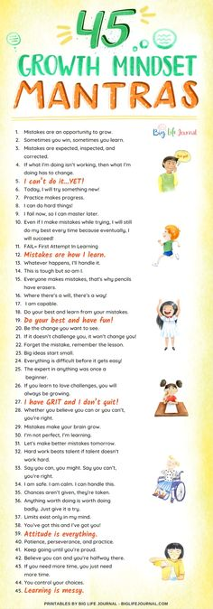 45 Growth Mindset Mantras – Big Life Journal You are in the right place about career ideas with animals Here we offer you the most beautiful pictures about the career ideas costumes you are looking fo Growth Mindset For Kids, Growth Mindset Activities, Growth Mindset Quotes, Growth Mindset Lessons, Growth Mindset Classroom, Coping Skills, Social Skills, Mantra, Mindfulness For Kids