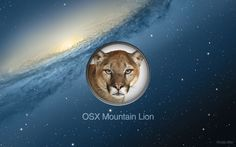 Osx Mountain Lion Wallpaper Picture Daily Update