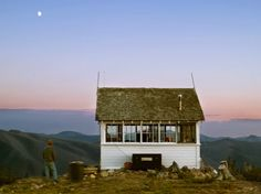 Fire Lookouts of Montana