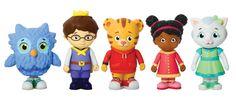 Daniel Tiger's Neighborhood Friends Figures Set – Trending Toy Store