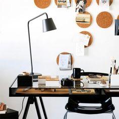 IKEA grytunderlägg i kork 19 st, Dorms Decor, Diy Dorm Decor, Dorm Decorations, Office Decor, Office Ideas, Office Themes, Desk Office, School Office, Office Walls