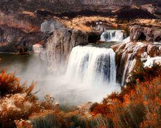 Twin Falls, Idaho... Such a beautiful place!!!