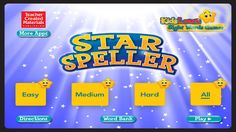 Star Speller: Kids Learn Sight Words Games (English)