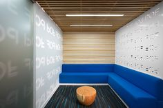 Plentyoffish offices in Vancouver, Canada by SSDG Interiors Inc.   View SSDG Interiors Inc. and the rest of the 2013 Design is...Award Finalists