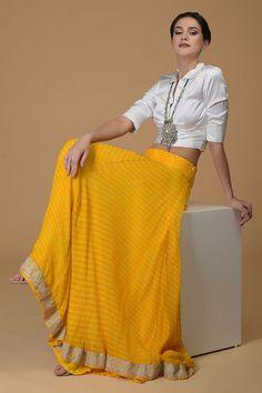 Lehenga Skirt, Lehnga Dress, Dress Skirt, Lehenga Blouse, Lehenga Choli, Sarees, Yellow Skirt Outfits, Long Skirt Outfits, Long Skirts