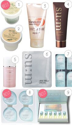 Great list of products and explanations. PS-Laneige is sold at Target   best korean products for dull, uneven skin