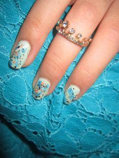 my nails.. ^.^