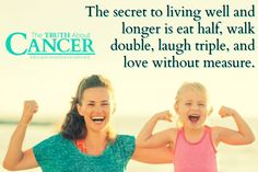 Yes, indeed! // The Truth About Cancer