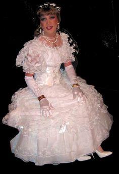 Transvestite bride