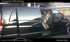 #Mercedes Viano para #alquiler en #Madrid