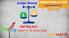 Compare Prices on a click. Latest Gadgets, Price Comparison, Save Your Money, Save Yourself