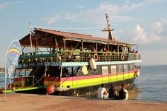 Boat tours: Tourist boats, and not only touristic, can be found in front of the… Boat Tours, Thessaloniki, Boats, Greece, Fair Grounds, City, Fun, Travel, Greece Country